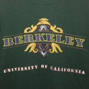 Vintage 1990s University Of California Berkeley